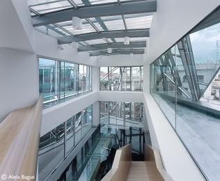 Sede Osakidetza, Coll-Barreu Arquitectos @Aleix Bagué