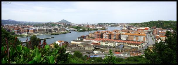 Vista desde Erandio AdemA 2008