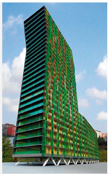 Obras Torre Iberdrola Julio 08 AdemA
