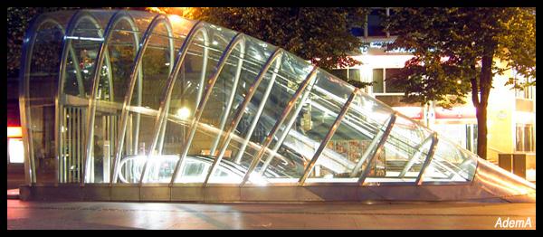 Metro Bilbao AdemA