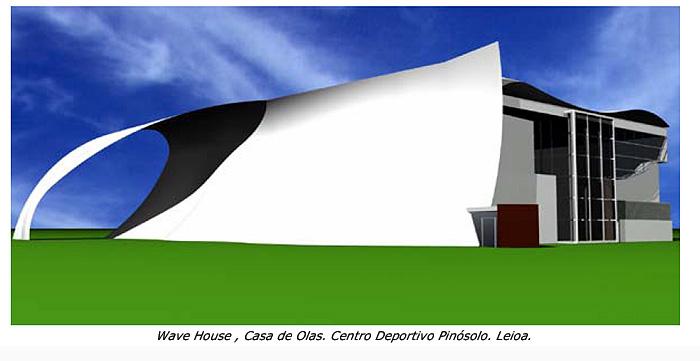 Wave House Pinosolo Diputación Foral Bizkaia