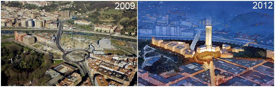 TorreIberdrola Bilbao Ria 2000