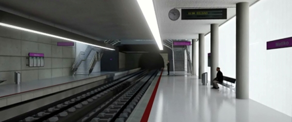 Estación Matiko. Gobierno Vasco