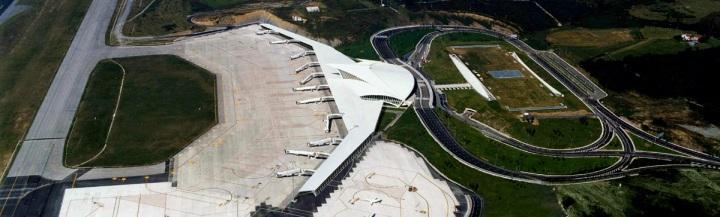 Ampliacion Aeropuerto Bilbao. Aena, Ministerio de Fomento 2009