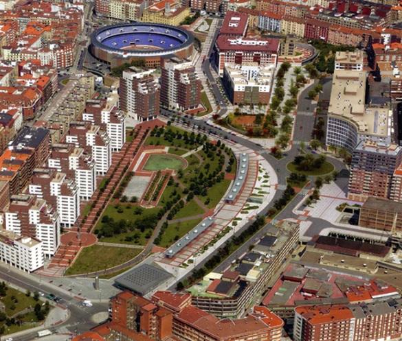 Proyecto Final Amézola Bilbao Ria 2000
