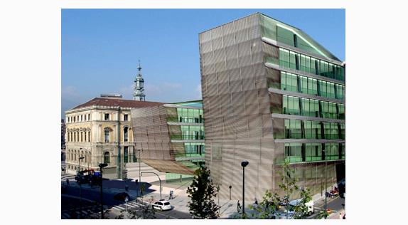 Edificio San Andrés, IMB. Ayuntamiento Bilbao