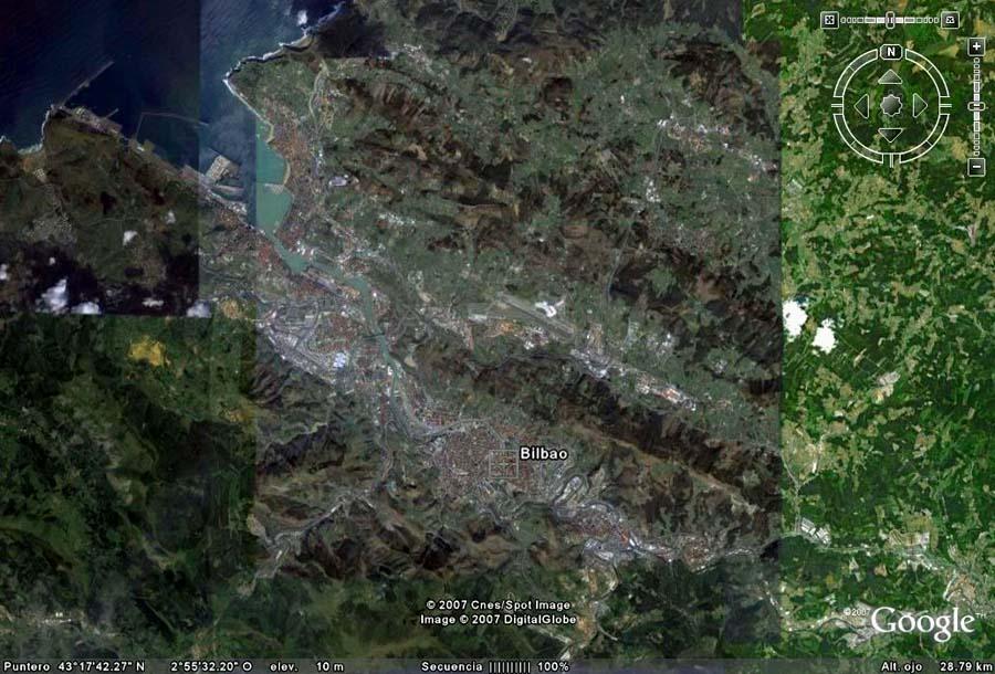 Bilbao Satelite
