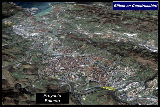 Satelite Localización Bolueta