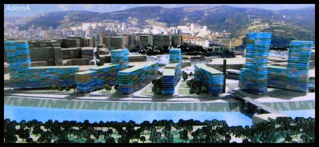 Exposición Pública proyecto orginal Bolueta AdemA