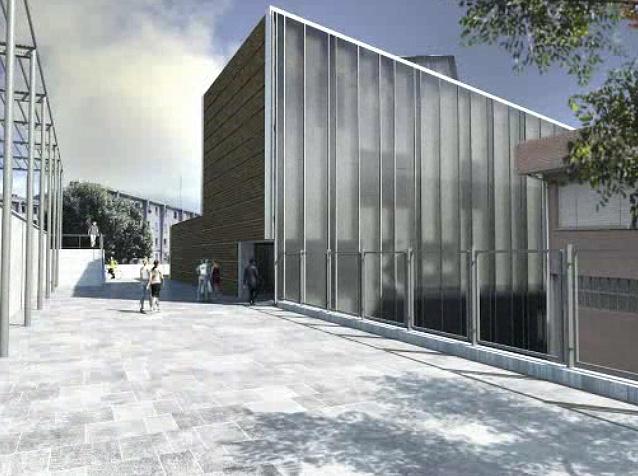 Casa de Cultura de Ortuella