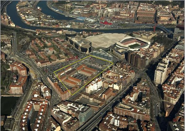 Solar de Garellano Ayuntamiento de Bilbao