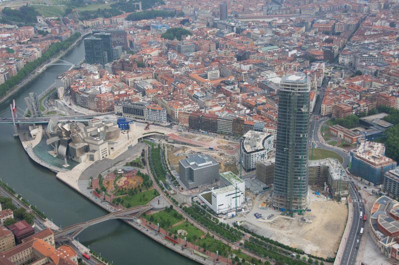Petxi Torre Iberdrola Euskocrapers