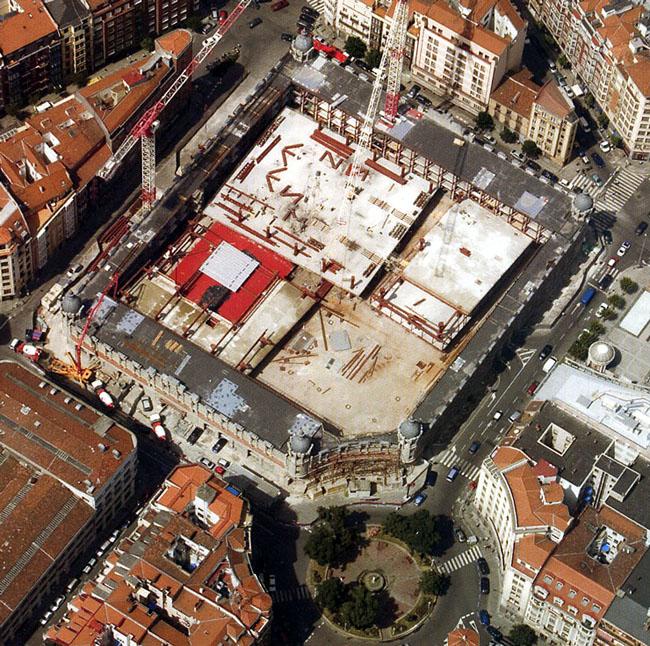 Alhondiga Bilbao Bilbao Ría 2000 Obras 2006