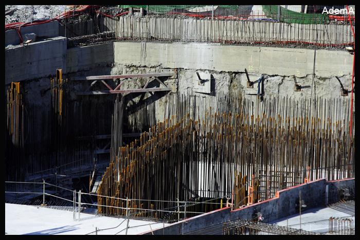 Torre Iberdrola Obras Noviembre 08 AdemA