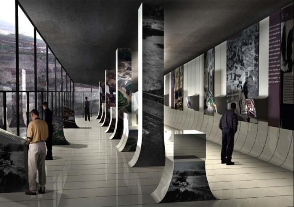 Museo Minería IMB Arquitectos