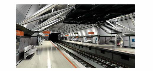 Linea 3 Norman Foster Eusko Trenbide Sarea