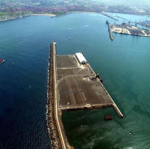 Muelle AZ1 Bilbao Port 2007