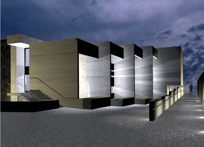 Museo Arqueológico de Bizkaia Oneka Arquitectura Diputación de Bizkaia