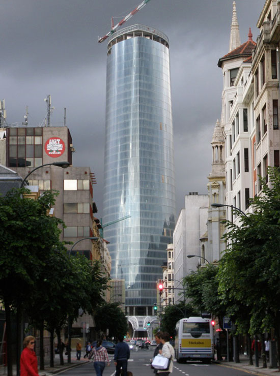 Morgoth Torre Iberdrola Euskocrapers
