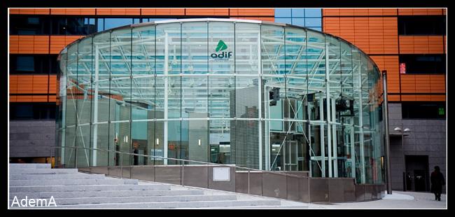 Estación de Cercanías Miribilla AdemA 2009