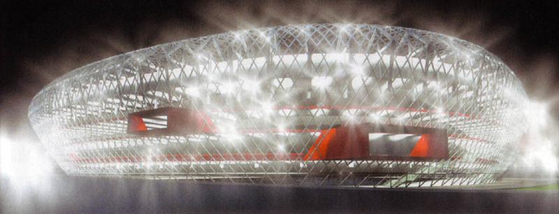 Nuevo Estadio San Mames Barria