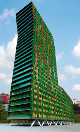torre bolueta 1 ACXT arquitectura