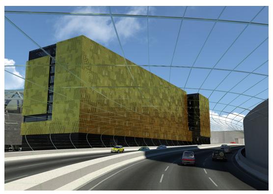 Edificio EUIT y Minas UPV/EHU
