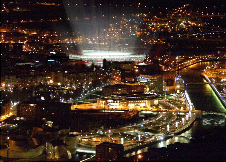 Nuevo San Mames: Un estadio 5 estrellas en el centro de la ...