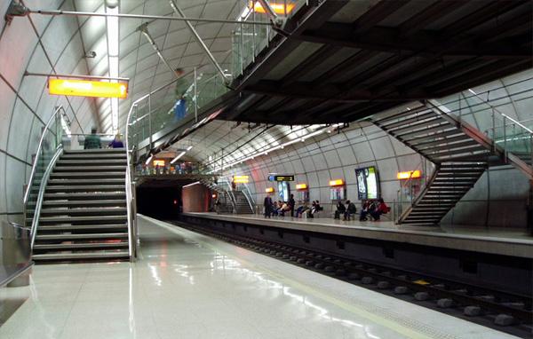 Metro Bilbao Xabi