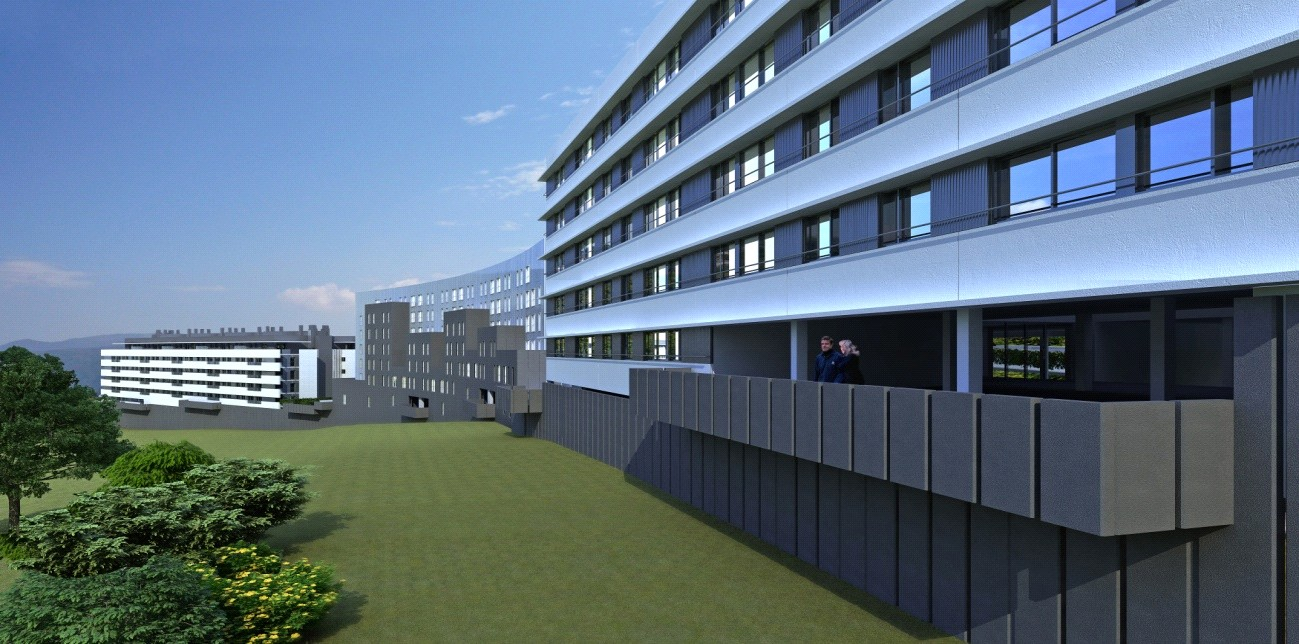 Proyecto leioandi leioa crecer hacia la universidad - Obra nueva leioa ...