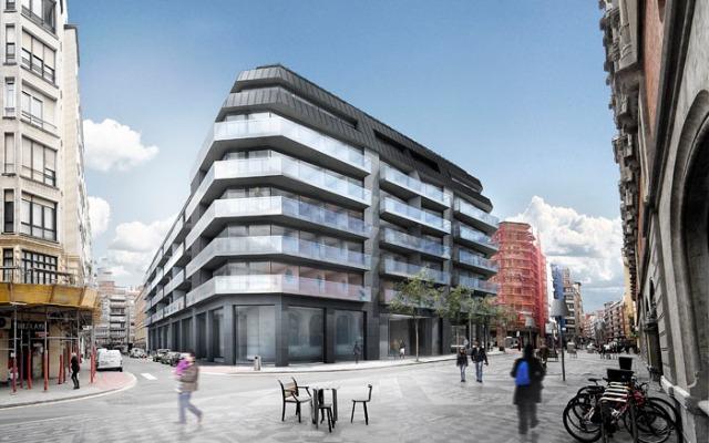 Bilbao nuevos edificios residenciales skyscrapercity - Arquitectos en bilbao ...