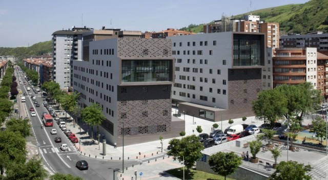 Centro BBK. Aitor Ortiz.