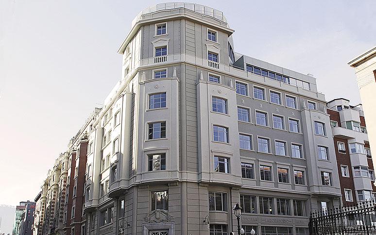Nueva sede de oficinas de naturgas energ a en bilbao for Oficina de extranjeria bilbao