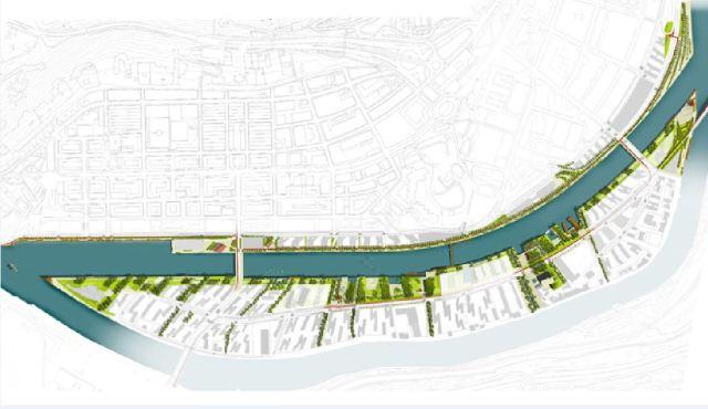 Propuesta ganadora de Zonas Verdes G&C Arquitectura y Jansana Arquitectes