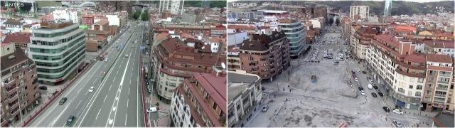 Sabino Arana Antes y Después Fuente: http://vimeo.com/88159435