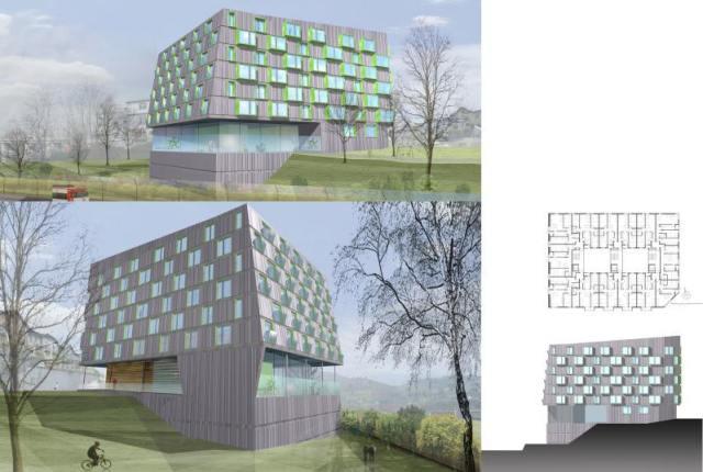 VPO Zorroza, CoopeaCtiva Arquitectura