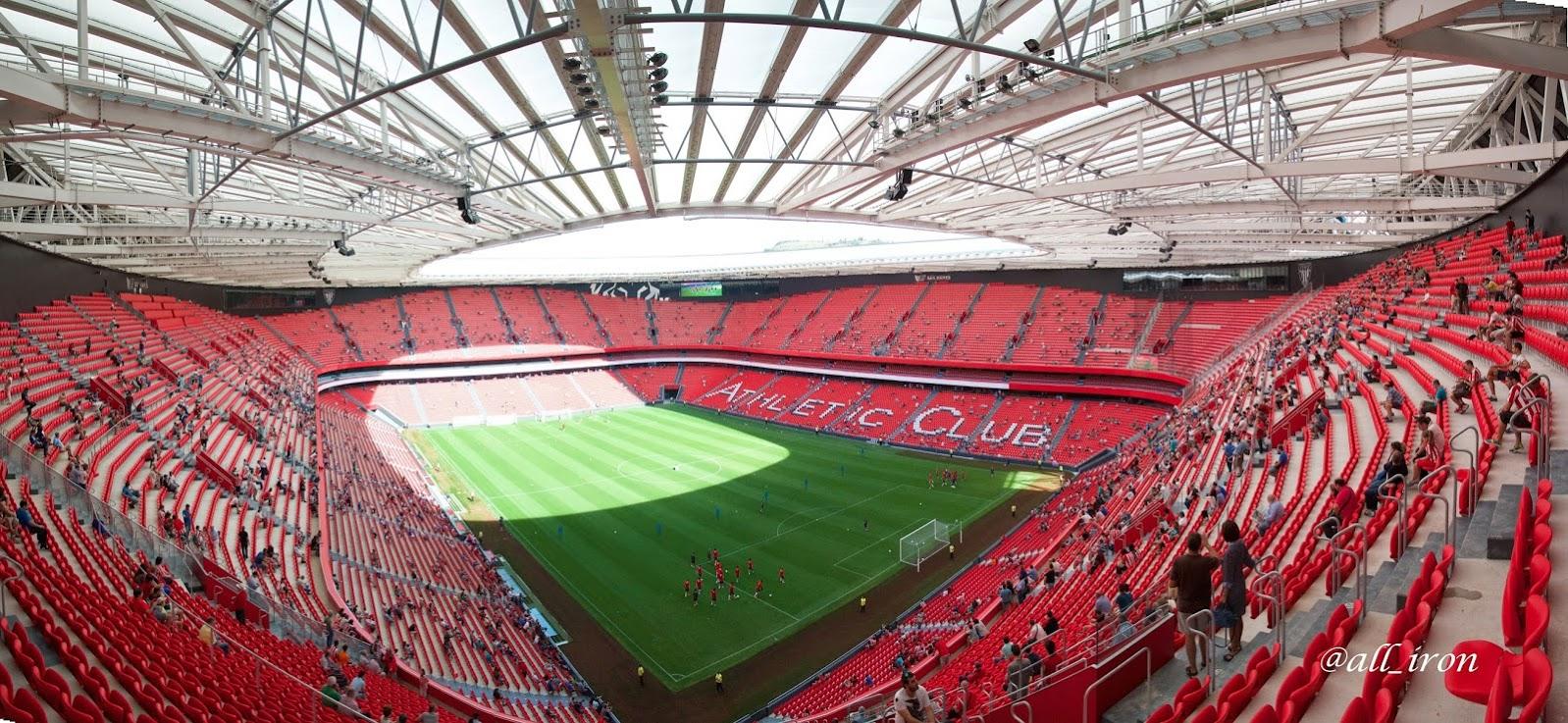 El Athletic llenará San Mamés con motivo de la final de la Copa del Rey