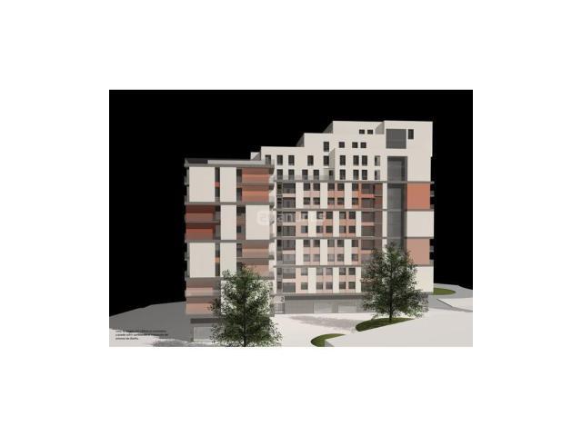 Antiguo Proyecto del Edificio de Viviendas Libres. IA+B Arquitectos.