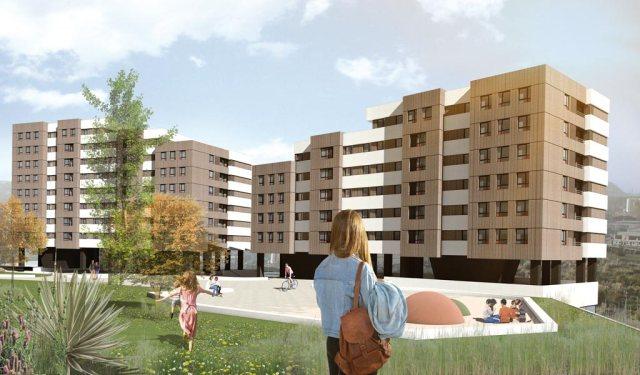 Proyecto Kössler Erandio. IA+B Arquitectos y Eslora Proyectos