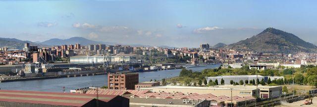 Vistas de la metrópoli desde la zona. Eslora Proyectos.