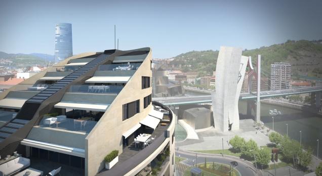 Edificio Museoalde. Eslora Proyectos.