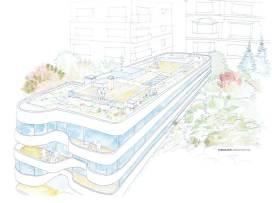 Proyecto. Muelle de Ereaga 6, Foraster Arquitectos y Eslora Proyectos