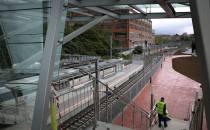 Línea 3 de metro. El Correo