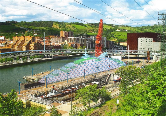 bilbao sea park oliver design