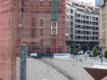 Obras edificio Museoalde Julio 2017 www.borjagomezfotografia.com
