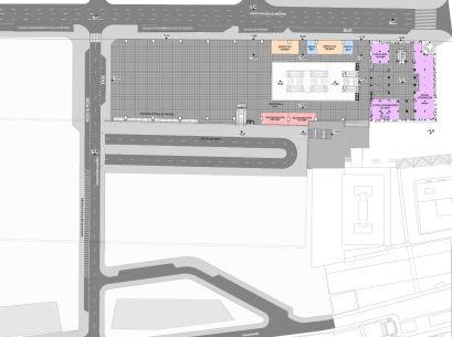 Planta de la Nuevas Estación de Abando. Bilbao.eus