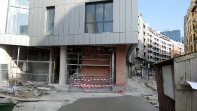 Obras Edificio Museoalde a Septiembre 2018 por @igaribi